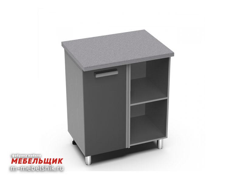 Угловой рабочий стол 1000х600 угол прямой