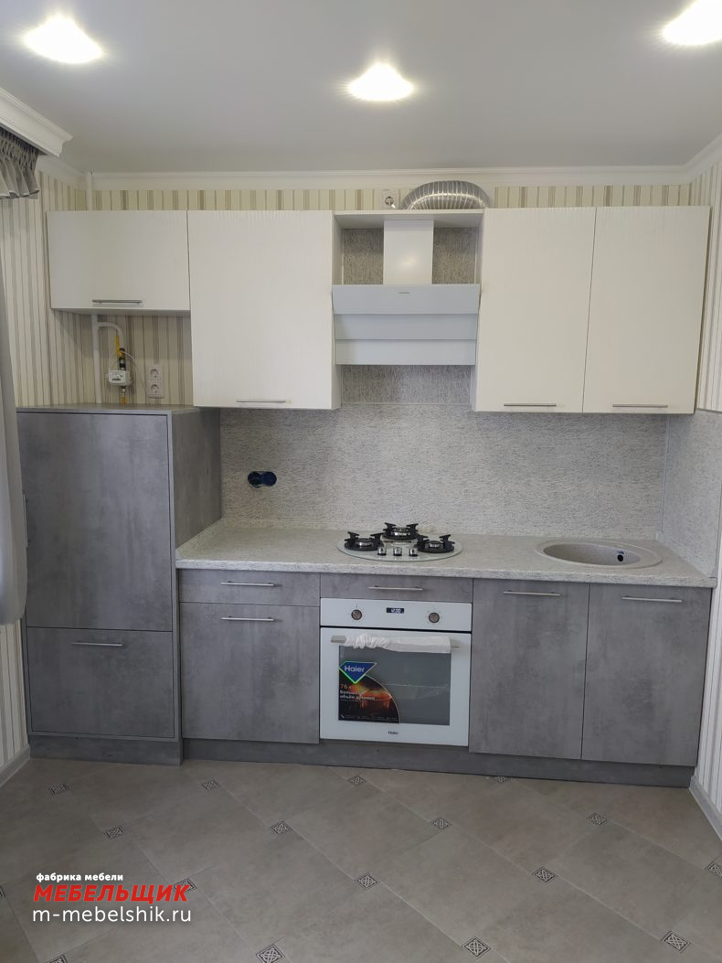 Кухонный гарнитур из плиты TSS Cleaf 11