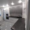 Кухонный гарнитур из пластика 24