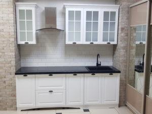 Кухонный гарнитур из эмали 25