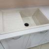 Кухонный гарнитур в белых тонах