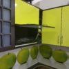 Кухонный гарнитур из пластика 23