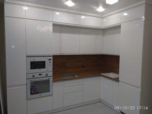 Кухонный гарнитур из эмали 16