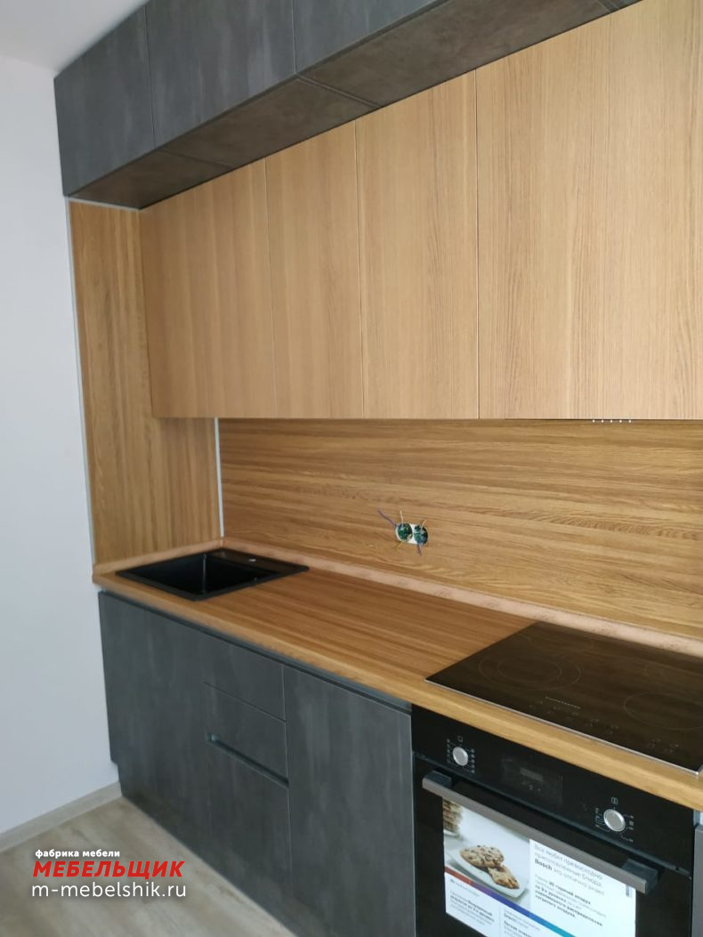 Кухонный гарнитур из плиты TSS Cleaf 23