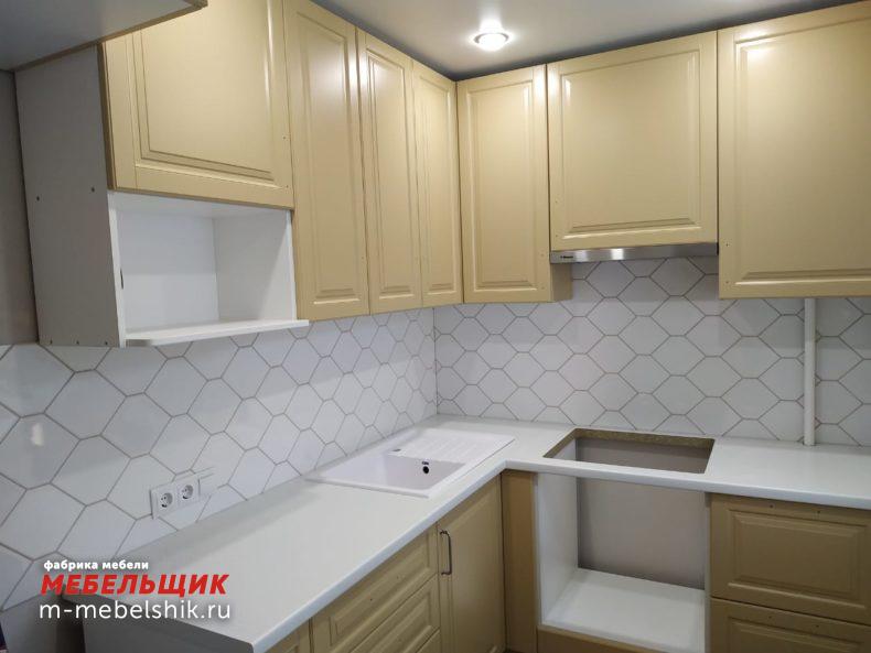 Кухонный гарнитур из эмали 22