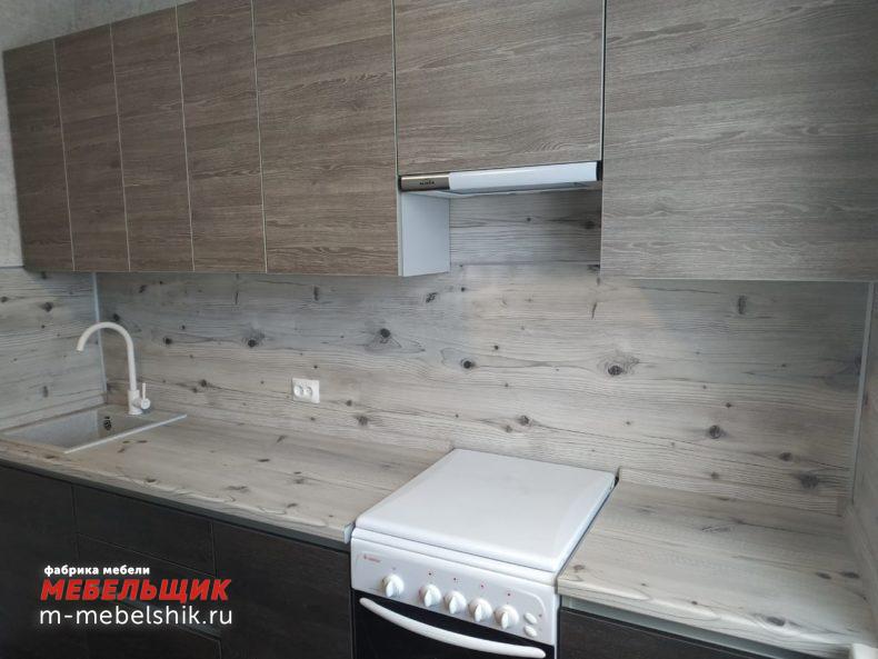 Кухонный гарнитур из пластика 19